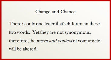 change-and-chance-for-editing