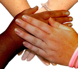 hands different colors
