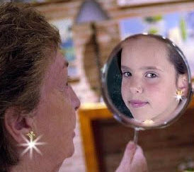 old-and-young-in-mirror